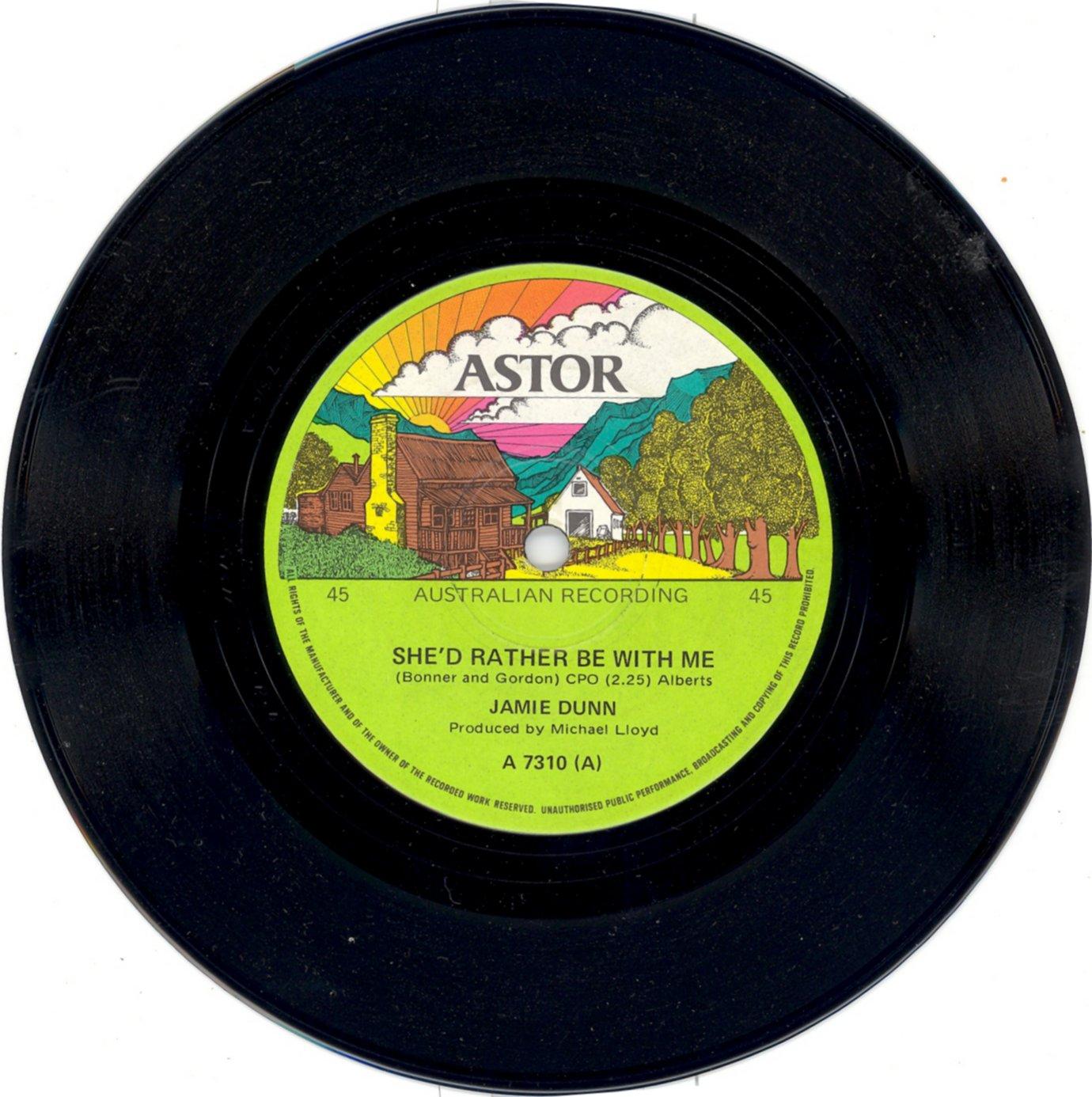 Milesago Record Labels Astor