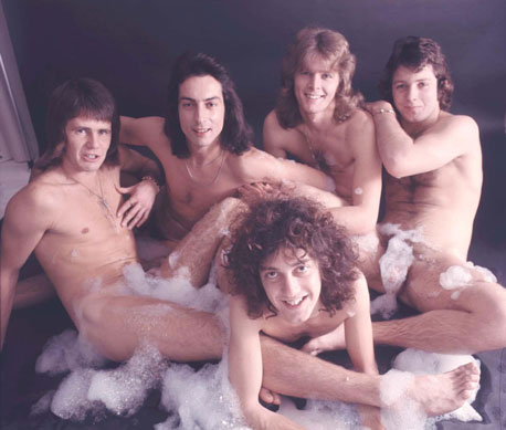 Band members who have posed nude