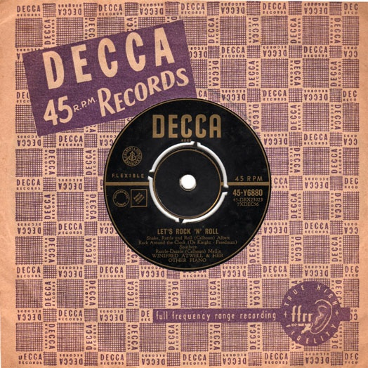 Milesago Record Labels Decca Records